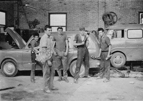 Reparación de coches en Torrent